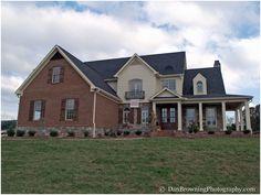 Southern Living House Plan Fox Hall | Dream House | Pinterest ...