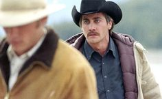"Jake Gyllenhaal in ""Brokeback Mountain""."
