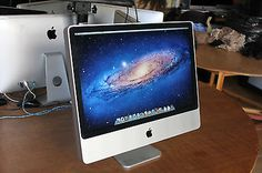"""Apple imac #""""core 2 duo"""" 2.8 #24-inch (early #2008),  View more on the LINK: http://www.zeppy.io/product/gb/2/331902029905/"""