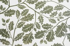 News of New Wallpapers and Hand Printed Designs, Press stories with Interior Design Room-sets, Hand Printed Bespoke wall-paper, Exhibitions and Trade Fairs Pattern Design, Print Design, Room Interior Design, New Wallpaper, Oak Tree, Designer Wallpaper, Textures Patterns, Design Projects, Tapestry