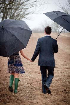 View entire slideshow: 20 Photos That Prove Love Can Weather Any Storm on http://www.stylemepretty.com/collection/3231/
