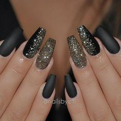 "Hair Tutorials ღ on Twitter: ""Matte black & glitter too nice..  https://t.co/pPGPR8VYCJ"""
