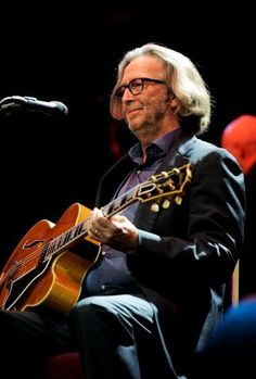 Eric Clapton Photos Photos: Show: The Prince's Trust Rock Gala 2010 13th Documentary, Dave Mason, John Mayall, The Yardbirds, Best Guitar Players, Blind Faith, Royal Albert Hall, Stevie Ray, Jim Morrison