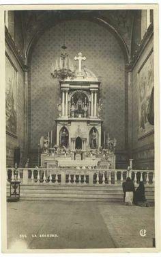 Templo La Soledad
