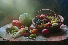 Photo Still Life with Autumn Table by Galina Pazderina on 500px