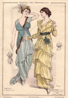 Fashion for Women 1913