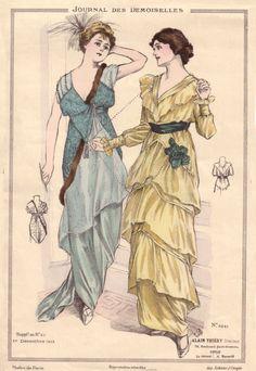 Fashion for Women 1913