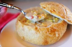 Cheese Corn Chowder From Pineer Woman by Santtura