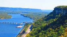 Great River Bluffs State Park, Winona MN