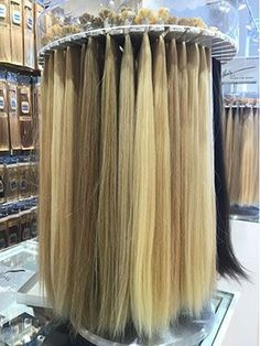 Quick And Easy Steps For Installing Tape In Hair Extensions