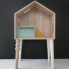 Pretend youre Thumbelina with Atelier Sans Souci dolls house