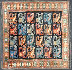 Caucasian Carpets -> Kazak Rug