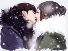 """My Love from the Star"" (來自星星的你 / 별에서 온 그대) Fan Art"