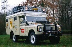 Land Rover series III Ambulance et convertion