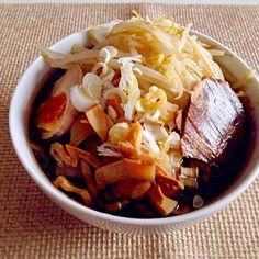 麺はすみれのもの。 - 49件のもぐもぐ - 醤油ラーメン by nyaromechan