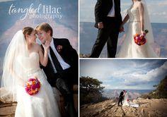 Rebecca and Evan's Grand Canyon Wedding #Sedona and #Flagstaff #wedding #photography #husband