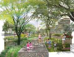 Ananas New Community | Manila, Philippines | Sasaki Associates #landscape #architecture #masterplan #philippines