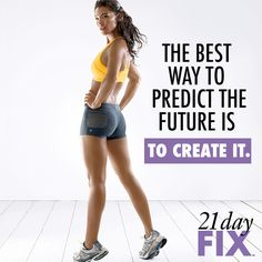 Just finished 1st round. Lost 11 inches - 3 1/2 of those inches are from my waist. Hyped to say I am on day one of round 2! - Vicky  http://soreyfitness.com/fitness/21-day-fix-autumn-calabrese/