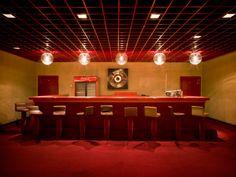 Bar at Hotel Kyjev in Bratislava Bratislava, Liquor Cabinet, Sausages, Indoor, Architecture, Big, Photography, Image, Backgrounds