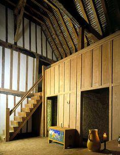 Medieval Merchant's House - Interior