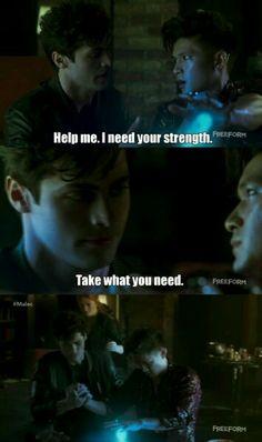 Season 1 Episode 6: Magnus and Alec