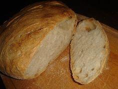 Nem vagyok mesterszakács: A kovász élete. 2. rész: ma kisültek az első hagyományos, kovászos kenyerek a friss kovászból... Bread, Food, Eten, Bakeries, Meals, Breads, Diet