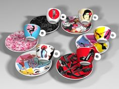 illy Art Collection Pedro Almodovar - I wish I had this <3 !!