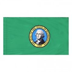 Indoor and Parade Colonial Nyl-Glo Washington Flag-Assorted Sizes http://www.pacificcoastflag.com/indoor-and-parade-colonial-nyl-glo-washington-flag-1.html