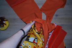 - Naaien: het omkeerbare kleed « Tantehilde.be
