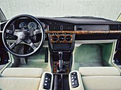 1988AMG 190E