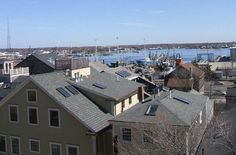 New Bedford, Mass. Voted #7 Most Artistic City in America!!!