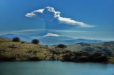 Etna da Petralia Soprana.. vulcano.. Sicilia