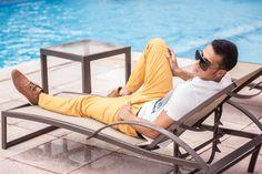 Summer Time by Karla Sanabia, via Behance