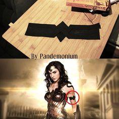 "I've started to make the ""biceps bracelet"" (I don't know the name) (>‿◠)✌ #wonderwoman #wonderwomancosplay #cosplay #cosplayer #cosplaygirls #cosplaymodels #dccomics #dc #comics #superheroes #comicbook #batman #superman #justiceleague #batmanvsuperman #batmanvsupermandawnofjustice #amazonian #princessoftheamazons #DianaPrince #wonderwomanfilm #cosplay #workinprogress #cosplaywip #evafoam #foamarmor #foam #craftfoam #cosplayarmor"