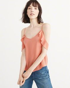 Womens Tops | Abercrombie & Fitch