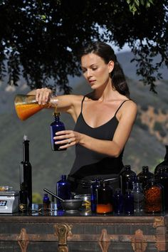 may lindstrom mixing her products