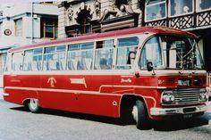 Barton Transport fleet no.999, a Duple 'Firefly' bodied Bedford SB5