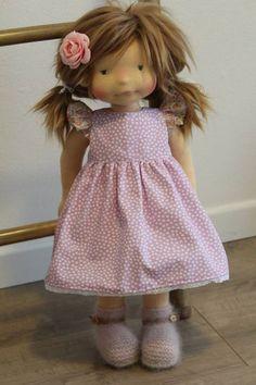 by North coast dolls Doll Clothes Patterns, Doll Patterns, Doll Toys, Baby Dolls, Sewing Dolls, Waldorf Dolls, Soft Dolls, Diy Doll, Cute Dolls