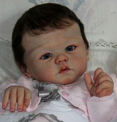 Harlow Sandy Faber Reborn Baby Girl Tamara Leigh Reborns Tamara Auty
