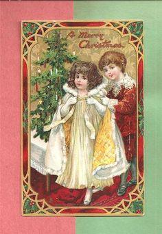 1910 Raphael Tuck Postcard