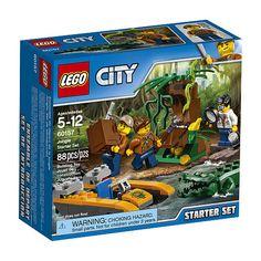 "LEGO City Jungle Explorers Jungle Starter Set (60157) - LEGO - Toys ""R"" Us"