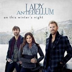 Lady Antebellum - On This Winter's Night Vinyl LP September 22 2017 Pre-order