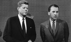 JFK vs. Nixon. The first nationally televised presidential debate was held in 1960 between John F. Kennedy and Richard Nixon. If you asked people who the winner was, however, it would depend heavily on how they received the debate in the first place. Those that listened on the radio would say it was a tie or Nixon won narrowly due to his deep and strong voice. On the other hand, television watchers would say JFK won broadly due to his presentable appearance and charismatic look.