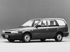 Nissan AD Wagon (Y10) '10.1990–06.1999
