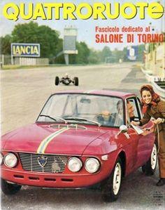 Quattroruote - Lancia Fulvia