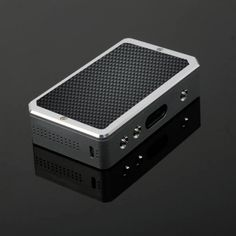 Pioneer4You IPV3 VR-150 Plus 150 Watt Carbon Fiber Variable Voltage Wattage Box Mod  - Pioneer4You - Variable Voltage