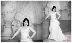 After a gown change, and another FAB look.   http://blog.nathanieledmunds.com/2014/01/21/natalie-nicholas/  #Bride #Dress #Wedding #Marriage #Black #White #BlackandWhite #Art #Change