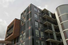Apartamenty Torenpad | Trespa