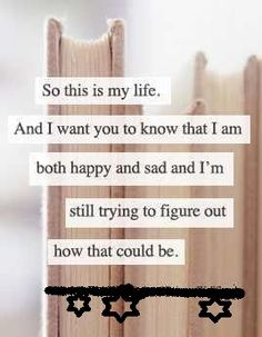 The Perks of Being A Wallflower is my favorite book.