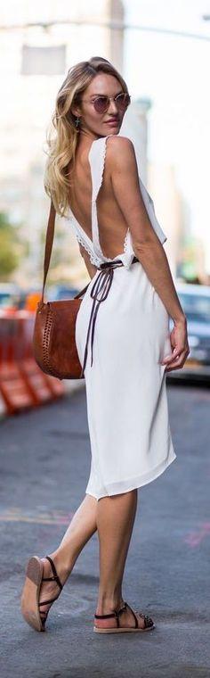 street style / dress for summer